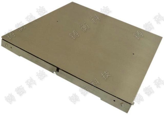 5吨地磅秤,不锈钢单层电子磅