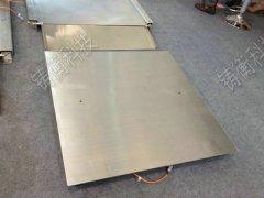无锡2吨电子地磅秤价格