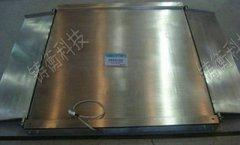 2吨不锈钢电子地磅秤厂家